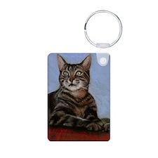 tiger cat Keychains