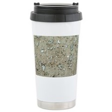 Broken weathered coral  Travel Coffee Mug