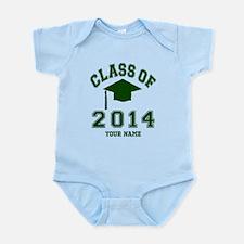 Class Of 2014 Graduation Body Suit