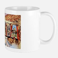 Nevada Greetings Mug