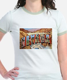 Nevada Greetings (Front) T