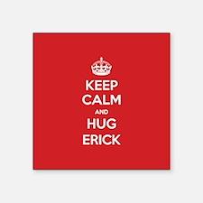 Hug Erick Sticker