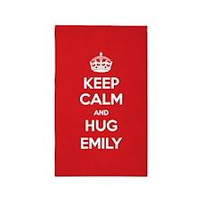 Hug Emily 3'x5' Area Rug