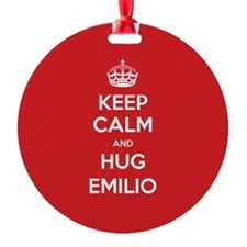 Hug Emilio Ornament