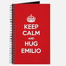 Hug Emilio Journal