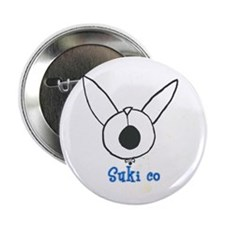 "Screamy suki 2.25"" Button (10 pack)"