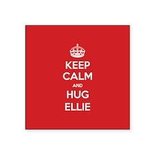 Hug Ellie Sticker