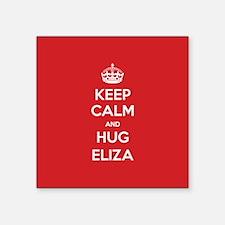 Hug Eliza Sticker