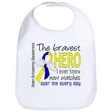 DS Bravest Hero Bib