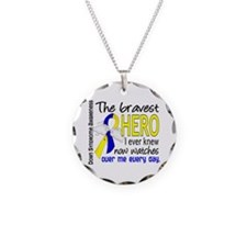 DS Bravest Hero Necklace