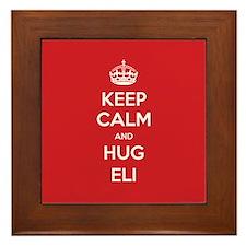 Hug Eli Framed Tile