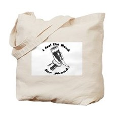 Need for Mead Tote Bag