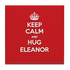 Hug Eleanor Tile Coaster
