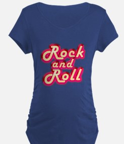 Pink Rock and Roll T-Shirt