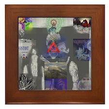 Mordichai Music plaque Framed Tile