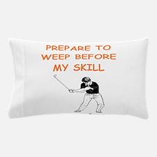 golfer Pillow Case