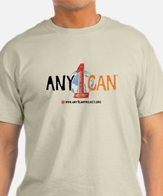 Any1Can logo T-Shirt