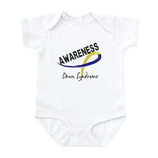 DS Awareness 3 Infant Bodysuit