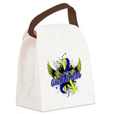 DS Awareness 16 Canvas Lunch Bag