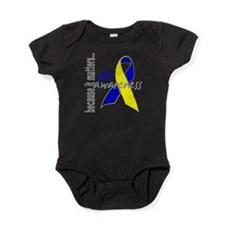 DS Awareness 1 Baby Bodysuit