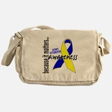 DS Awareness 1 Messenger Bag