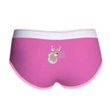 OH DEER! Women's Boy Brief