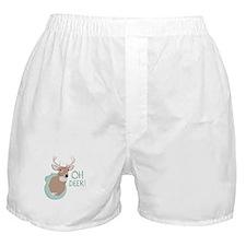 OH DEER! Boxer Shorts