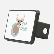 OH DEER! Hitch Cover