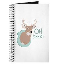 OH DEER! Journal