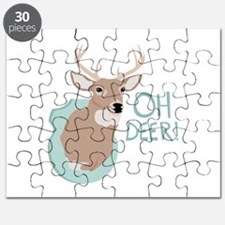 OH DEER! Puzzle