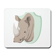 Rhino Mount Mousepad