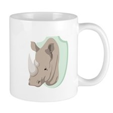 Rhino Mount Mugs