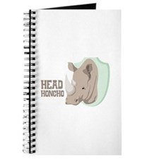 HEAD HONCHO Journal