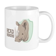 HEAD HONCHO Mugs