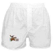 MOOSE LODGE Boxer Shorts