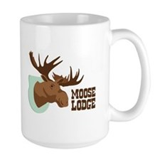 MOOSE LODGE Mugs