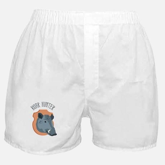 BOAR HUNTER Boxer Shorts