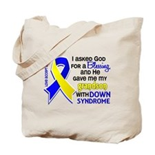 Blessing 4 Grandson DS Tote Bag