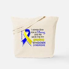 Blessing 4 Grandson DS Tote Bag