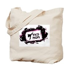 tkd mom Tote Bag