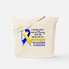 Blessing 4 Granddaughter DS Tote Bag