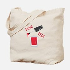 Mani Pedi Tote Bag