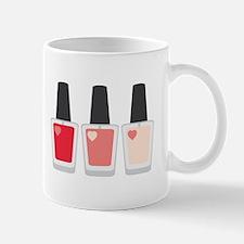 Nail Polish Manicure Mugs