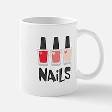 Nails Mugs