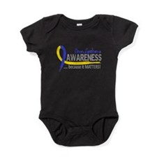 DS Awareness 2 Baby Bodysuit