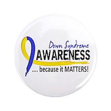 """DS Awareness 2 3.5"""" Button"""