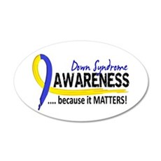 DS Awareness 2 Wall Decal