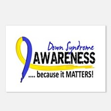 DS Awareness 2 Postcards (Package of 8)