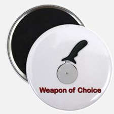 Weapon of Choice Magnet