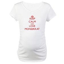 Keep Calm and Love Monserrat Shirt